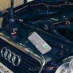 Движок Audi