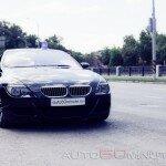 BMW 6 – агрессивный стиль