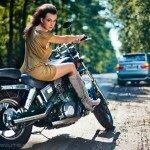 Незабываемое путешествие на мотоцикле